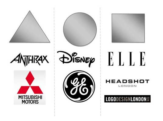 The psychology of logo shapes: a designer's guide by Creative Bloq (August 2013)