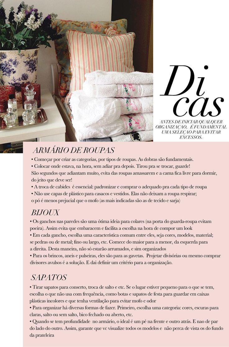 O trabalho da personal organizer Natália Giacometti + dicas de organização para o closet
