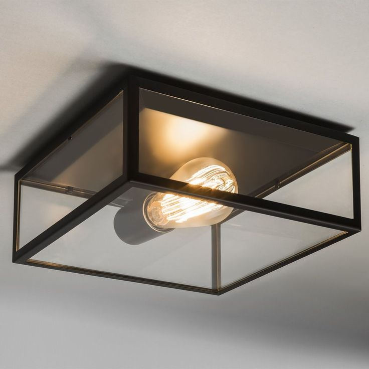 The Bronte Ceiling Light Is A Traditional Yet Modern Fitting That Has Classic Black