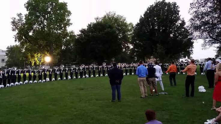 2014 Bluecoats Horn Line- Warmup
