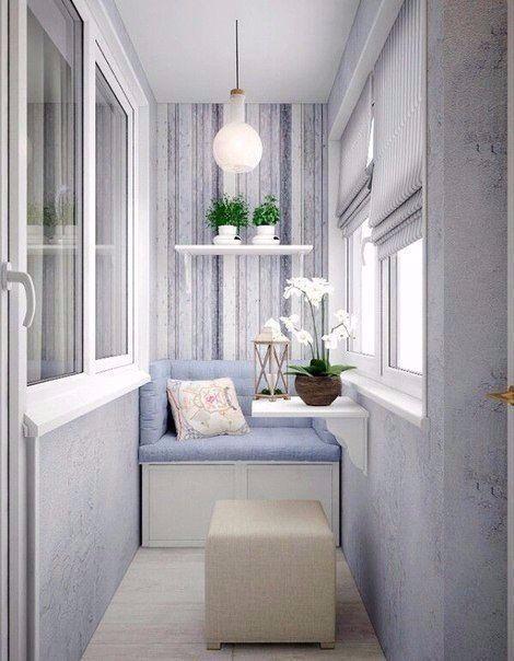 Идеи дизайна балкона своими руками. Обсуждение на LiveInternet - Российский Сервис Онлайн-Дневников