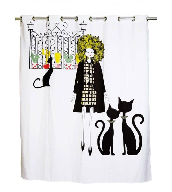 interesting excellent awesome cortinas de bao cortinas de bao originales cortinas de baos vintage cortinas de with diseo cortinas with baos vintage with - Baos Vintage