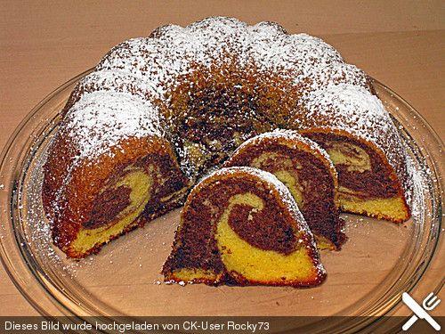 Eierlikör - Kuchen mit Nutella