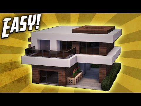 25 best ideas about Minecraft modern house blueprints on Pinterest