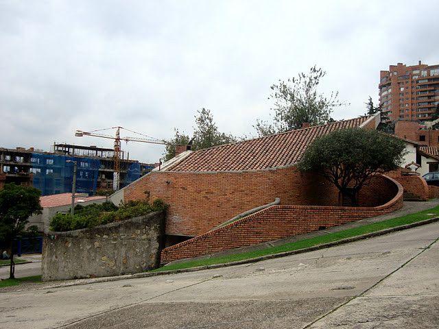 Casa Calderón, Bogotá, Colombia - Fernando Martínez Sanabria - © Usuario de Flickr: Alejandro Ordóñez