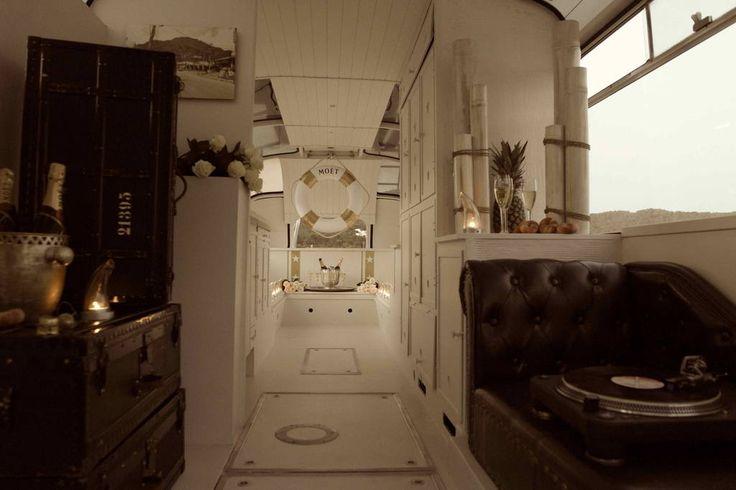 Kolla in det här härliga boendet på Airbnb: Historic Motorhome Ibiza - Husvagnar/husbilar att hyra i San Rafael