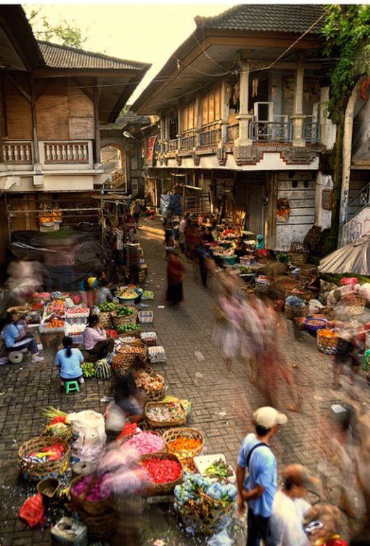 Markets, Ubud