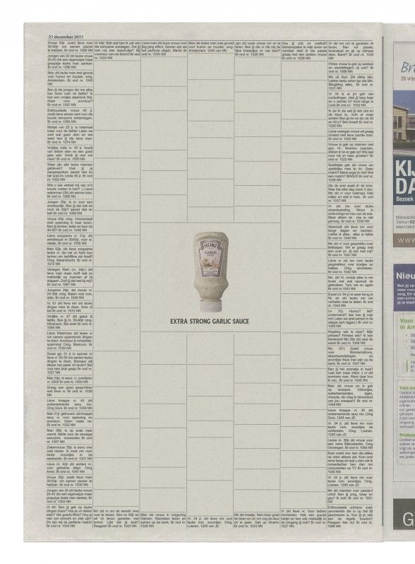 思わず目を奪われる!世界のユーモアあふれる新聞広告10選 | AdGang