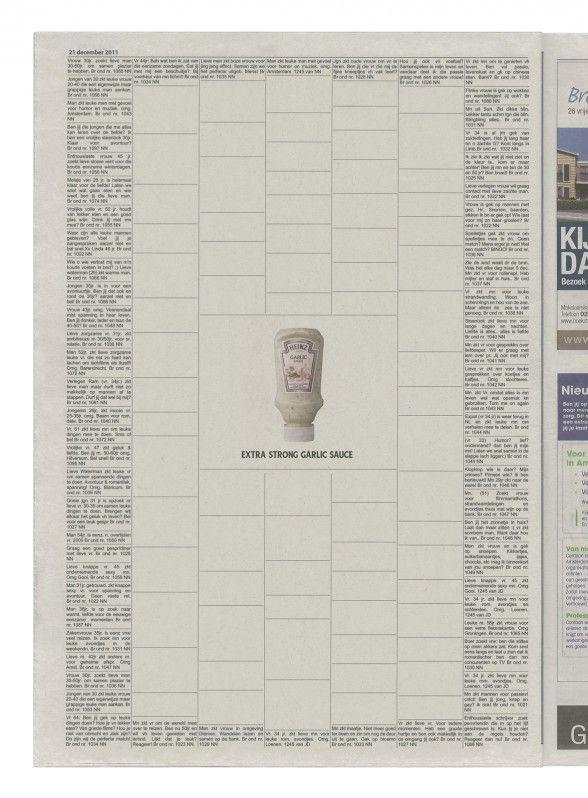 思わず目を奪われる!世界のユーモアあふれる新聞広告10選   AdGang