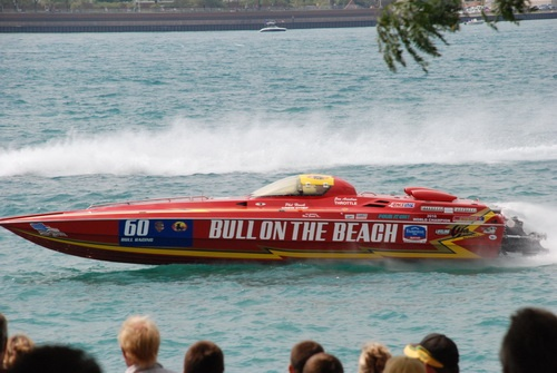 Offshore boat races, Sarnia, 2011
