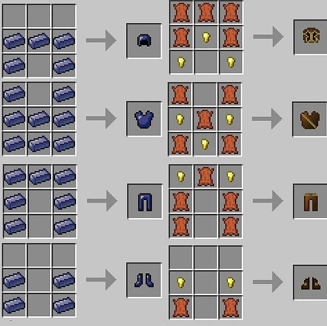 minecraft armer