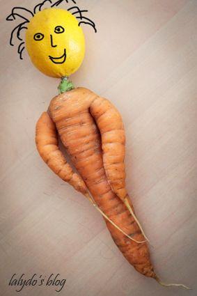 -- la carotte est un des légumes les plus consommée et en tant que chauvins , priorité a notre carotte Nantaise qui a fait sa réputation , sans cesse améliorée ,,, commençons par un cocktail dédié a cette carotte par la ville de Rezé , banlieue de Nantes...