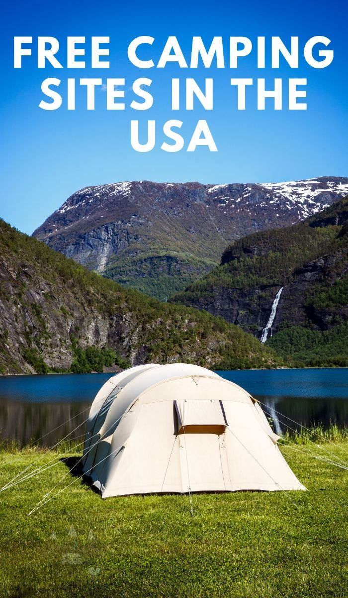 Heading out camping? This list of the best free camping ...