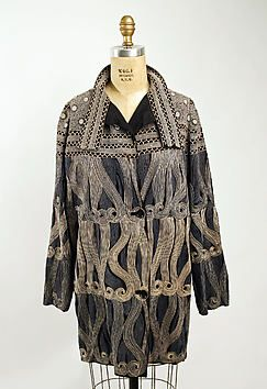 jacket, early 1920s