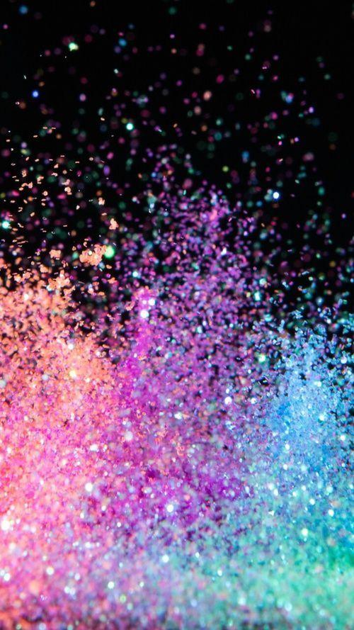 Resultado de imagen para fondos tumblr colores neon #GlitterBackground