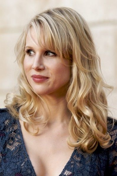 Lucy Punch in 'You Will a Tall Dark Stranger' Premiere in Aviles