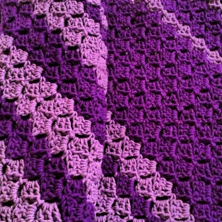 43 Best Images About Corner To Corner Crochet Afghan On