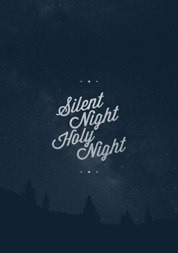 "Silent Night - Joseph Mohr (Hymn) [ 1816 ]  From the album ""Merry Christmas"" by Mariah Carey"