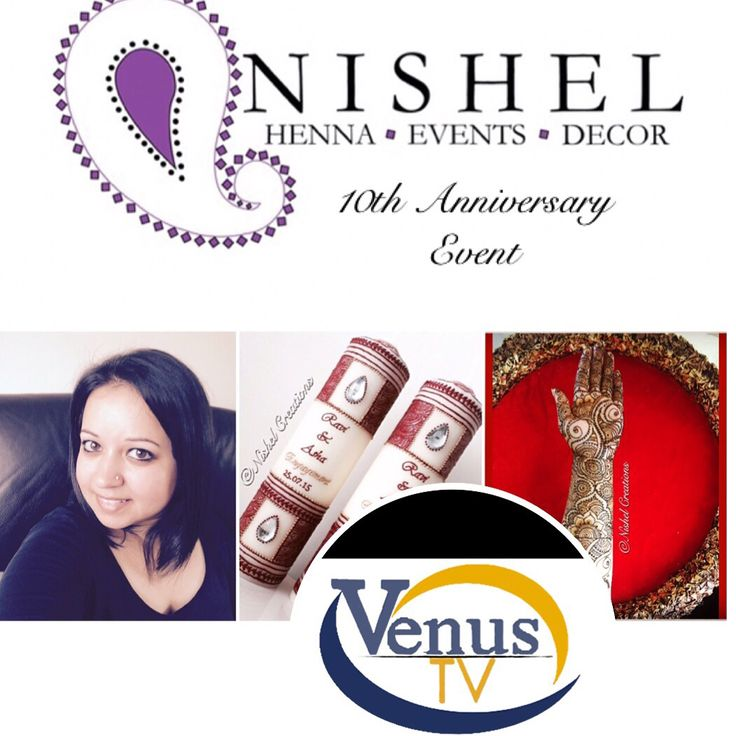 NEXT EVENT ALERT- - 5th December at the Raddison Hotel in Central London.  Celebrating 10years of Venus TV! ________________________________ Tickets now SOLD OUT! ________________________________ ✨Fashion show - featuring Nishel Jewellery @anisharawal07 ✨  NAVIN KUNDRA Exhibition  Dinner & Dancing ___________________________________ #raddisson #centrallondon #londonevents #smileproductions #venustv #dinneranddance #indianevents #london #nishelcreations #fashionshow #nishelaccessories…