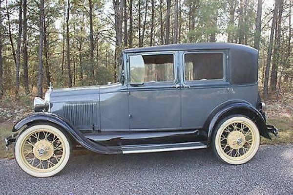 1929 ford model a leatherback 4 door sedan 1921 to 1930 for 1930 model a 4 door sedan