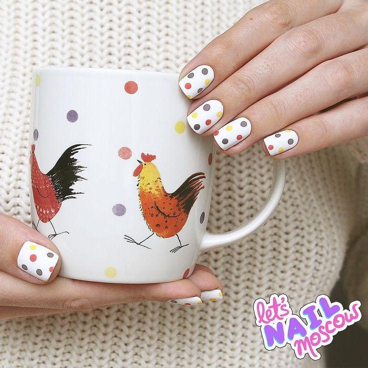 #nails #nailart #beautifulnails #funnails #ногти #маникюр #красивыеногти Пасха ж