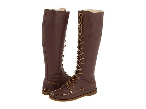 Just bought this for 25 dollars at the sperry outlet in merrimack :)    Sperry Top-Sider Northstar Seamate Boot Brown -