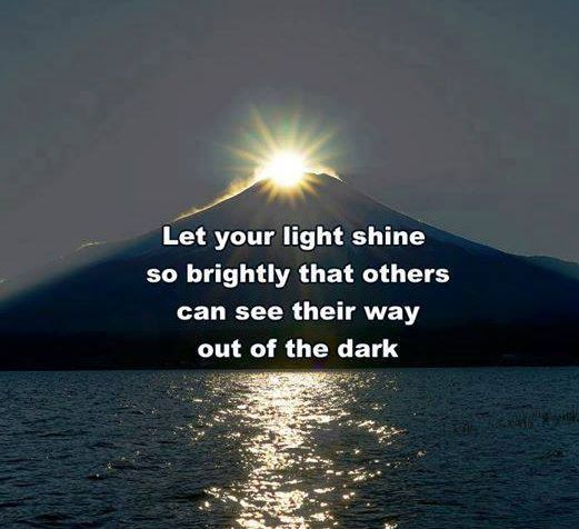 Be the light that helps others see. #givingtuesday