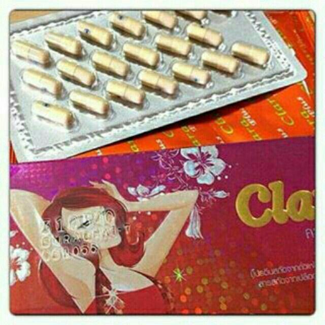 ขาย Sun Clara Plus ซันคลาร่า แพ๊คเกจ ใหม่ล่าสุด ในราคา ฿390 ซื้อได้ที่ Shopee ตอนนี้เลย!http://shopee.co.th/beautyrunway/2535747  #ShopeeTH