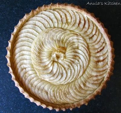 Apple pie by Michel Roux