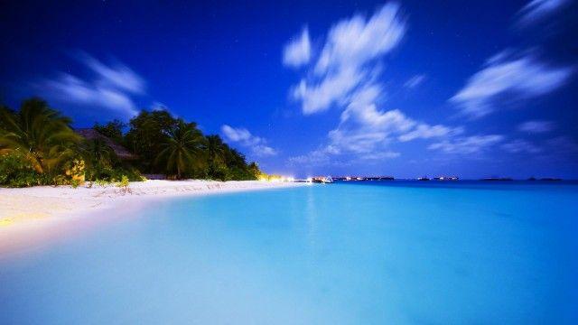 Ocean Beach Wallpaper HD
