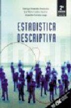 El libro de Estadistica descriptiva (2ª ed.) autor SANTIAGO FERNANDEZ FERNANDEZ PDF!
