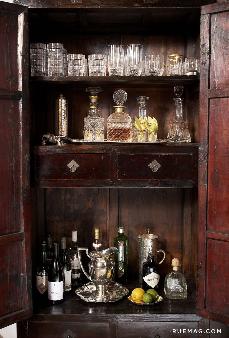 208 best home | bar cart images on Pinterest | Bar cart, Bar home ...