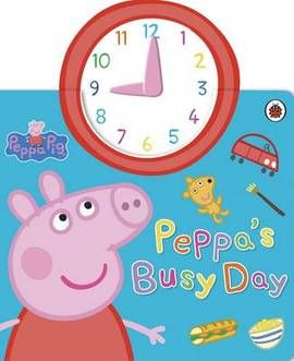 Suitable for bedtime reading, this title features Peppa Pig.