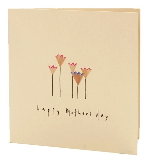 Mother's Day. Ruth Jackson's Cute Pencil Shaving Cards