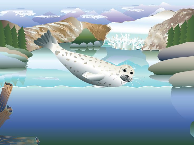 I made this soundscape using my Nature Maestro® Glacier Bay iPad App (http://www.naturemaestro.com). Check it out: https://itunes.apple.com/us/app/apple-store/id869685017?mt=8