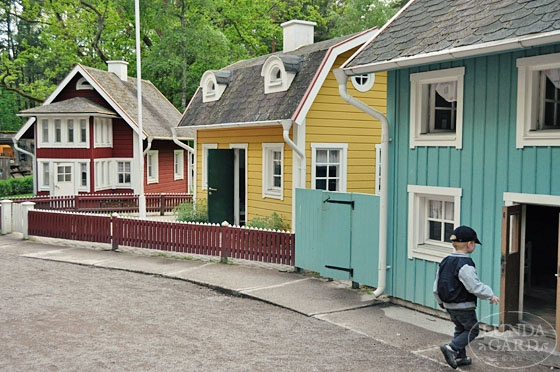 Astrid Lingrens world.