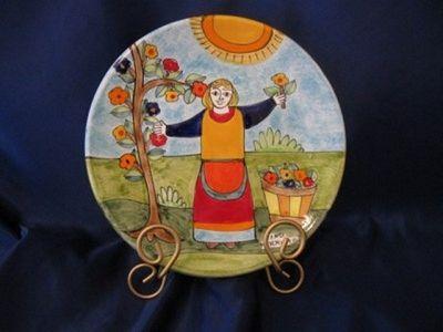 17 best Decorative plates images on Pinterest | Decorative plates ...