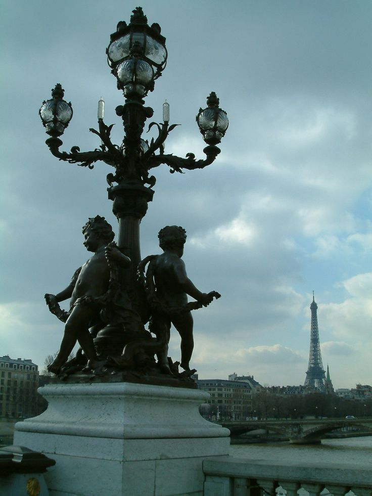 Paris, Eiffel Tower, 2004