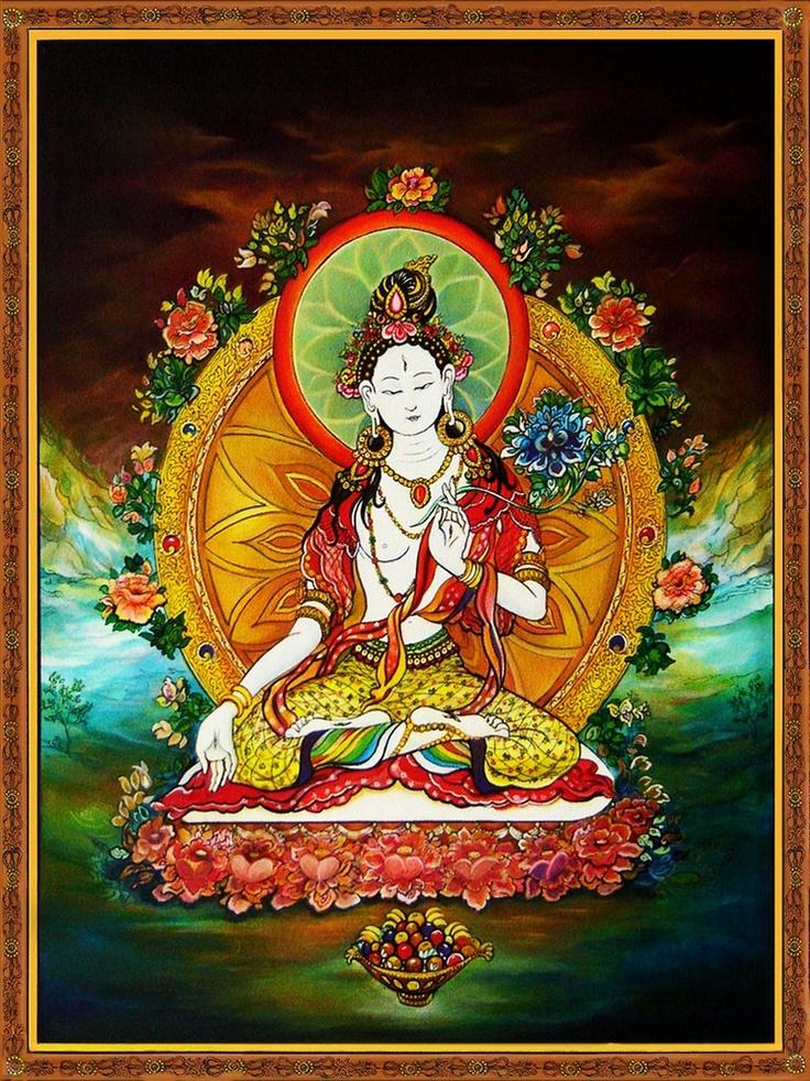 Tara Blanca, la Madre de todos los Budas