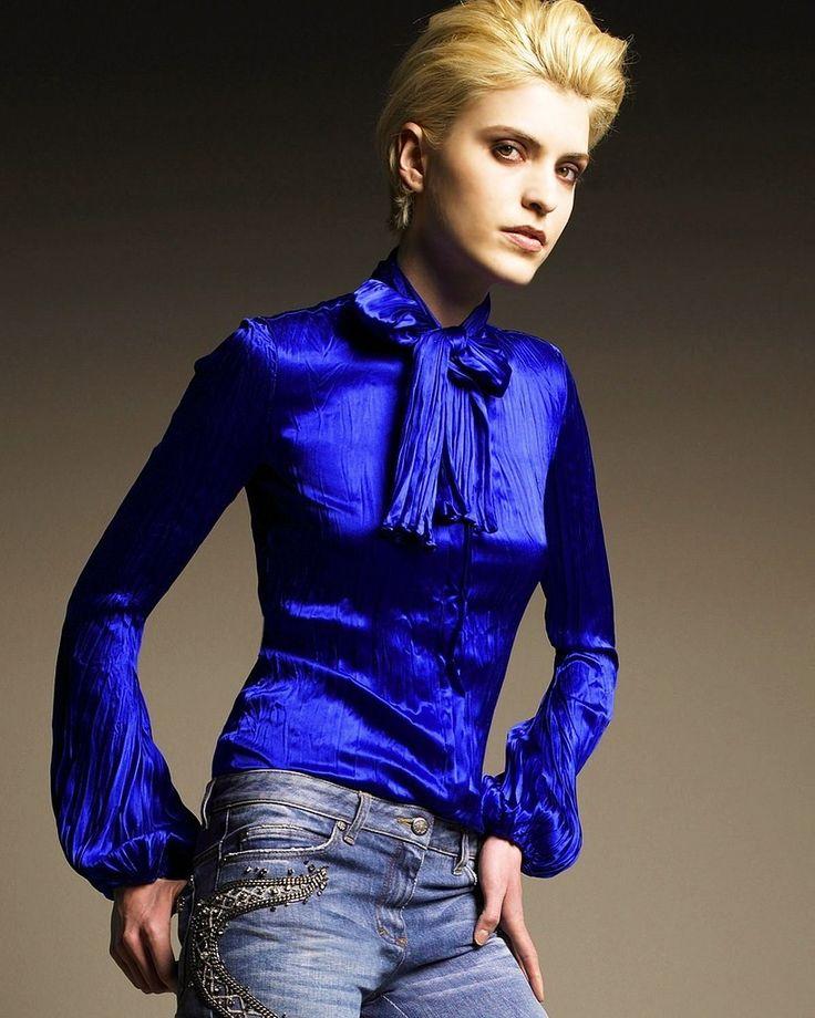 http://satin-blouses.blogspot.gr/2012/02/blue-satin-blouse.html