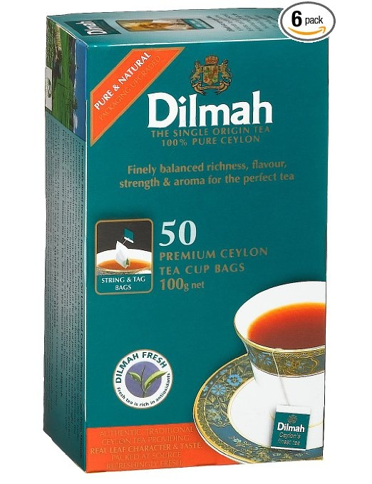 LOVE Dilmah tea!!!!
