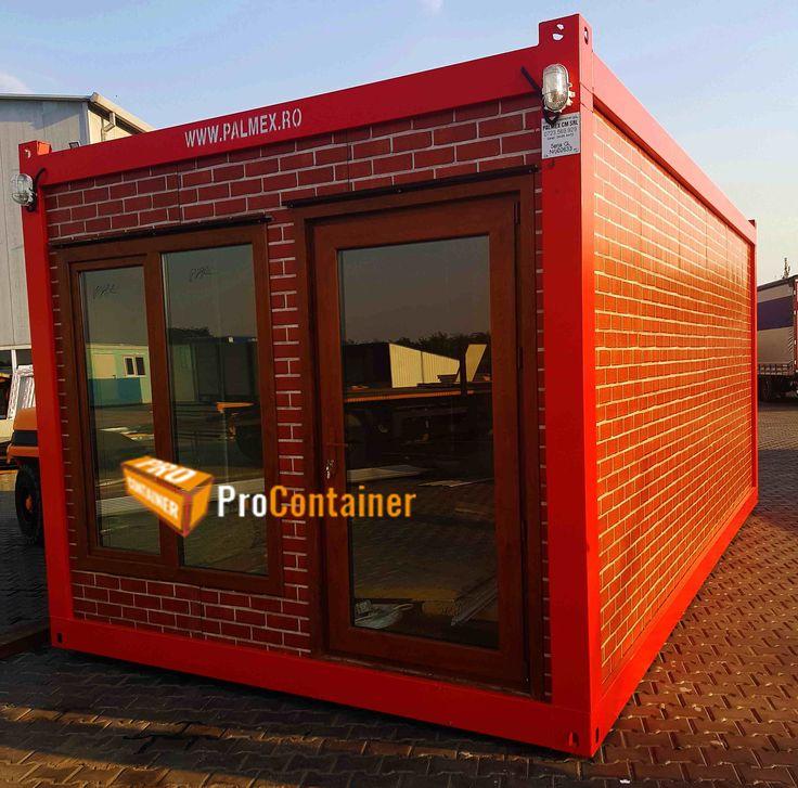 Containere de vanzare galerie foto. Preturi de producator, calitate garantata. Vezi containere pret mic. Oferte saptamanale.