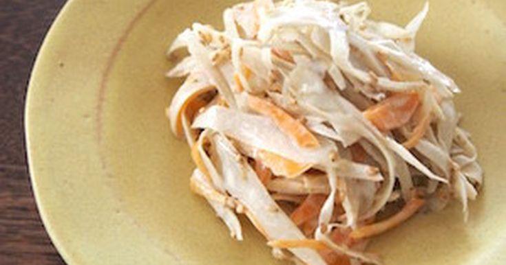 レンジで簡単!ごぼうサラダ by エブリデイキッチン [クックパッド] 簡単おいしいみんなのレシピが261万品