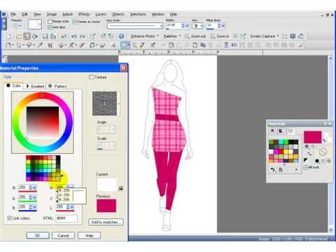 #Women's Fashion - I thought you all might enjoy this video - How to design clothing with Fashion Design Software. www.JohnlukesNiche.com