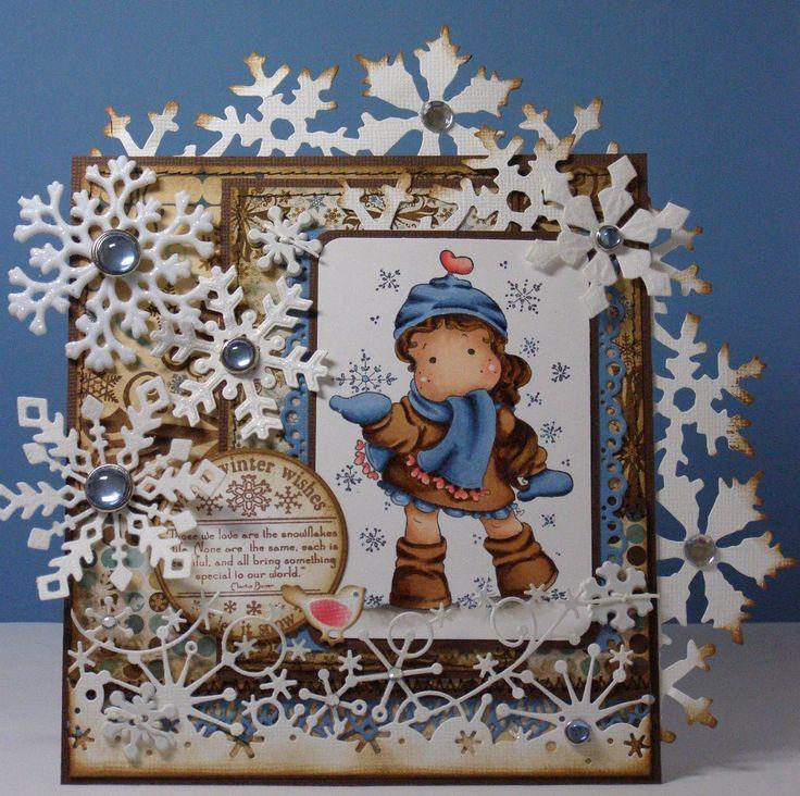 """Résultat de recherche d'images pour """"wish card magnolia tilda 2017 snow"""""""