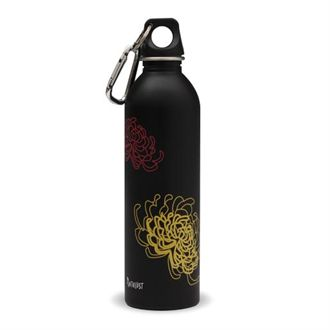 Flowers bottle  20oz -591ml (bpa free)
