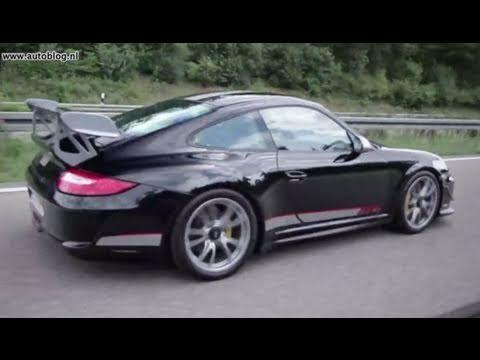 Porsche 911 GT3 RS 4.0 : 320 km/h!