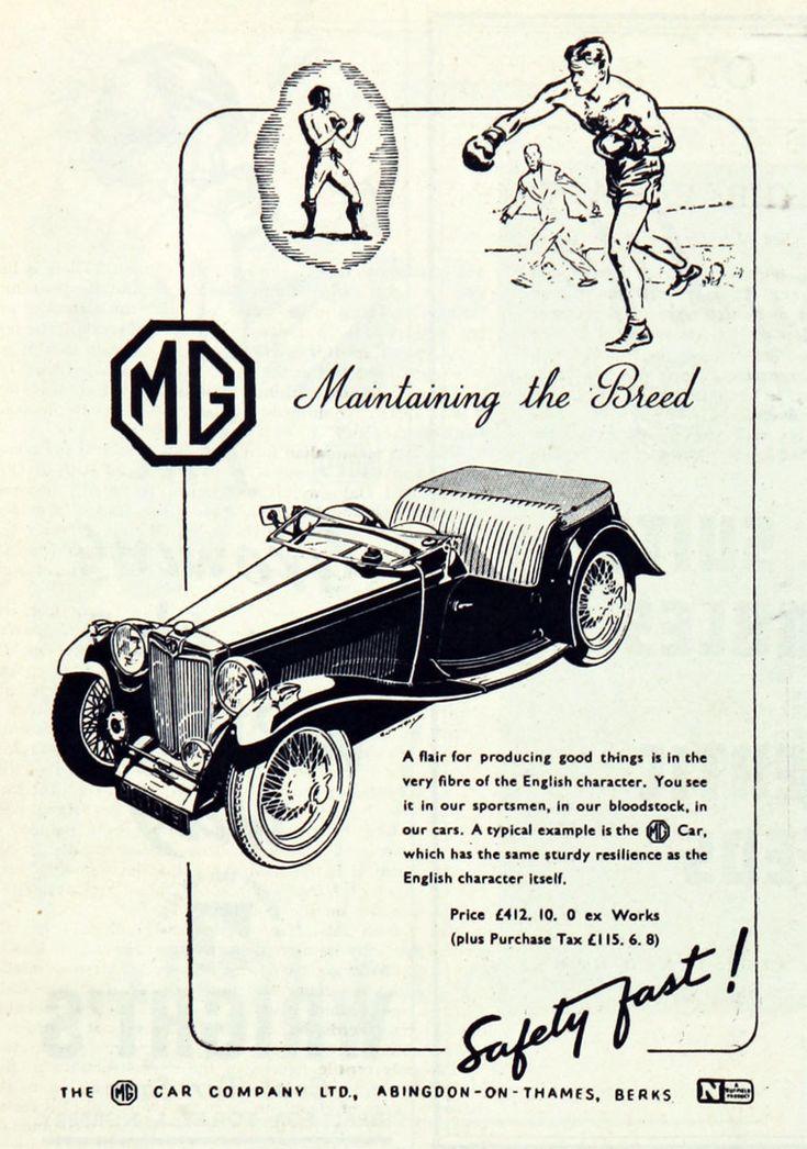 Image result for mg drivers club uk Morris garages, Car