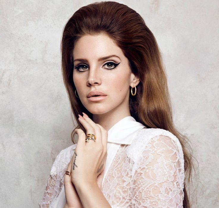 Estilo y +: Maquillaje: Lana del Rey