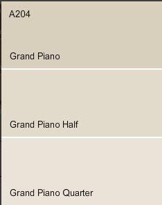 Dulux Grand Piano